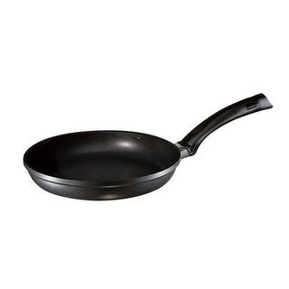 Range Kleen 697224L 10 in. SignoCast Fry Pan with Lid - Black