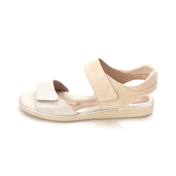 BeautiFeel Womens Romi Open Toe Casual Ankle Strap Sandals