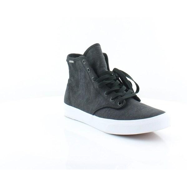 23947eb95a039f Shop Vans Camden High-Top Women s Fashion Sneakers Black - 9 - Free ...
