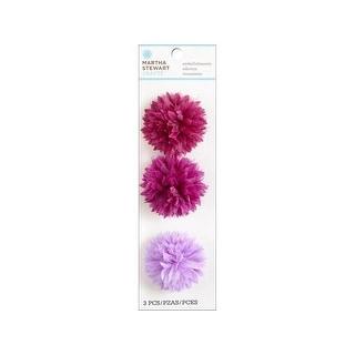 Martha Stewart Sticker Fabric Chrysanthemum