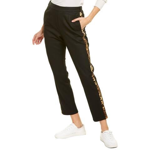 Velvet By Graham & Spencer Cheetah Stripe Pant