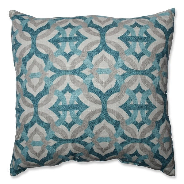 "18"" Tangled In Frost Decorative Throw Pillow"
