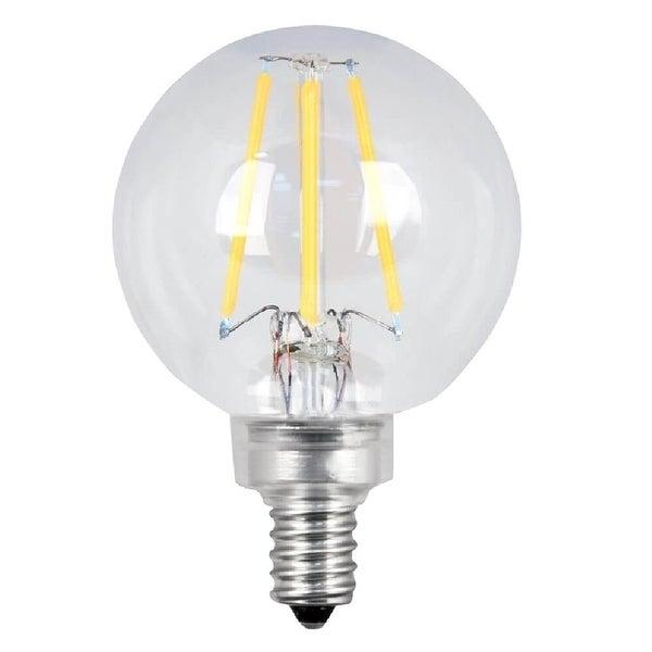"Feit Electric BPG1640/927CA/FIL Decorative LED Bulb, 1.9"" D"