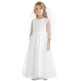 Floor Length Dresses for Girls 7-16