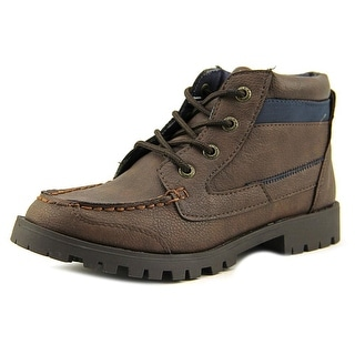 Nautica Lakeside Round Toe Synthetic Snow Boot
