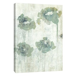 """PTM Images 9-105389  PTM Canvas Collection 10"""" x 8"""" - """"Wanda 1"""" Giclee Flowers Art Print on Canvas"""