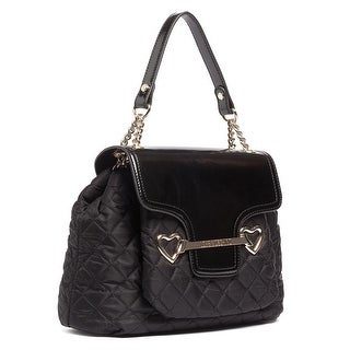 Moschino JC4072 0000 Black Shoulder Bag - 13-9-4