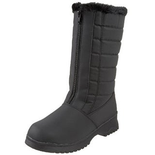 Tundra Boots Womens Christy Winter Boots Faux Fur Waterproof