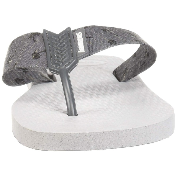 7e5e8d50ae625e Shop Havaianas Men s Urban Series Sandal Ice Steel Grey - Free Shipping On  Orders Over  45 - Overstock - 27100091