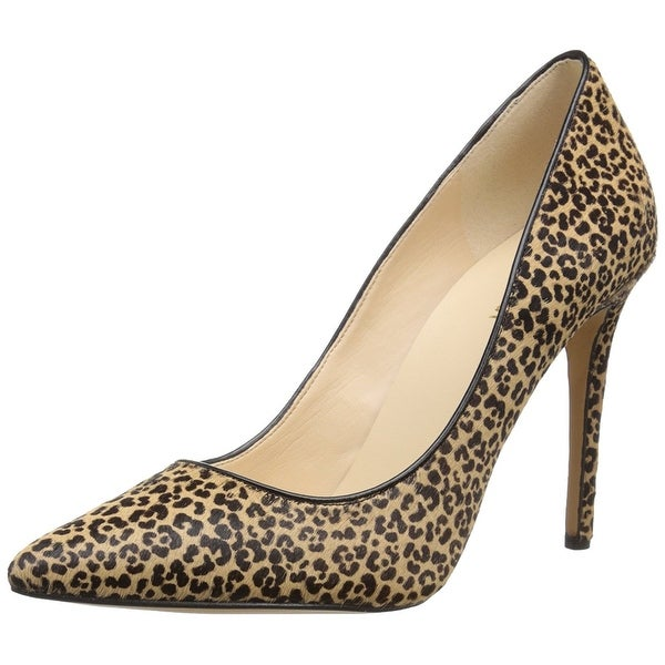 Nine West Womens Frolic Pointed Toe Classic Pumps