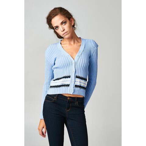 Women's Long Sleeve Cardigan Sweater