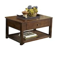 %name Marion Lift Top Coffee Table