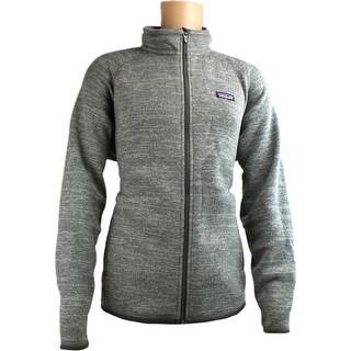 Patagonia Men Men's Better Sweater Jacket Fleece Nickel
