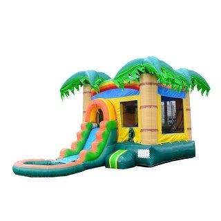 Link to Commercial 12' x 24' Bounce House Water Slide and Air Blower Similar Items in Outdoor Play