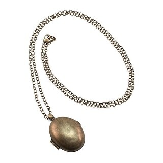 Fantastic Beasts Tina's Locket Costume Necklace - bronze