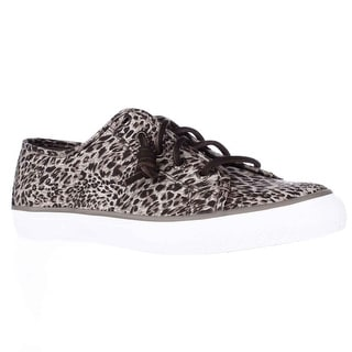 Sperry Top-Sider Seacoast Fashion Sneakers - Cheetah Taupe