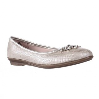 Easy Spirit Womens KIRSTY Closed Toe Ballet Flats