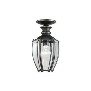 Westinghouse 69823 1 Light Outdoor Pendant from the Country Club Collection