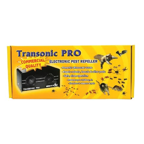 Bird-X TX-PRO Transonic Pro Electronic Pest Repeller