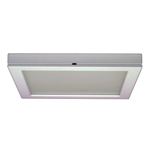 Nuvo Lighting S9366 Blink 1 Light LED Energy Star Flush Mount Ceiling Fixture - 7 Inches Wide