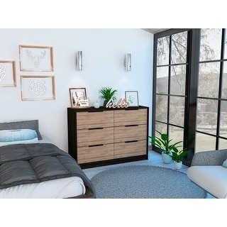 Link to TUHOME Kaia 4 Drawer Dresser Similar Items in Bedroom Furniture