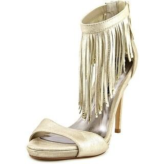 Steven Steve Madden Rahrah Women Open Toe Leather Sandals
