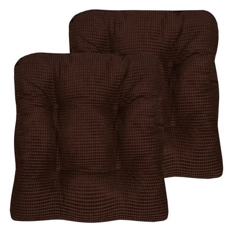 Fluffy Memory Foam Non Slip Chair Pad