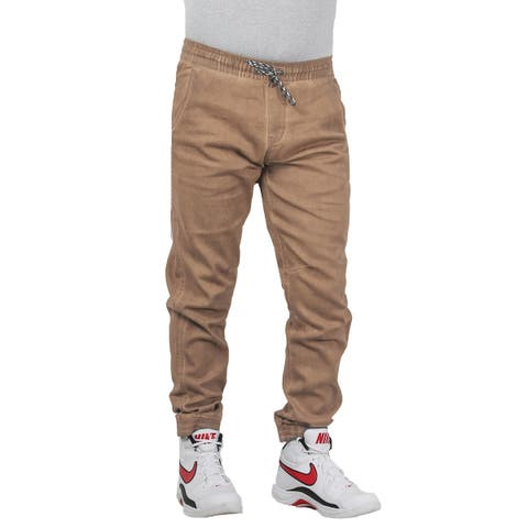 Tranquility Mayhem Young Men's Mineral Washed FLEX Twill Jogger