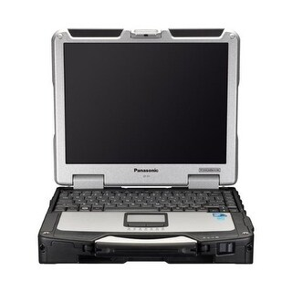 Refurbished Panasonic Toughbook 31 CF-31ATAAA1M Notebook 13-inch Semi-Rugged Laptop