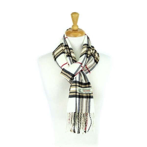 Super Soft Luxurious Classic Cashmere Feel Winter Scarf. Opens flyout.