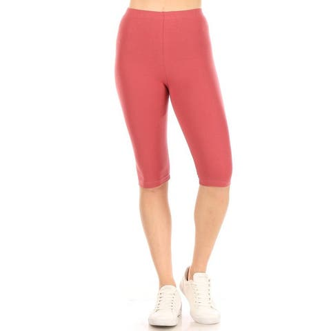 Women's Lightweight Solid Casual Running Yoga Workout Leggings