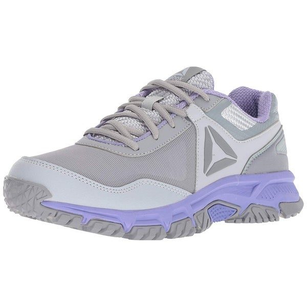 8ad2ba09c8351f Shop Kids Reebok Boys Ridgerider Low Top Lace Up Walking Shoes ...