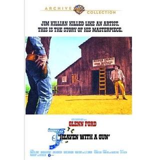 Heaven With A Gun DVD Movie 1969