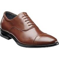 Stacy Adams Men's Kordell 24919 Cognac Leather