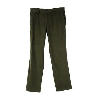 Dockers Men's Off-the-Clock Corduroy Pants (Olive Night, 32x32) - olive night - 32X32