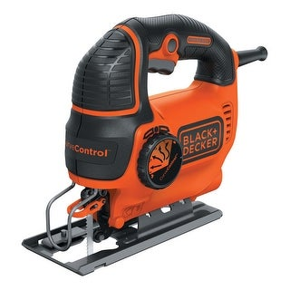 Black & Decker BDEJS600C Orbital Jig Saw, 5 Amp