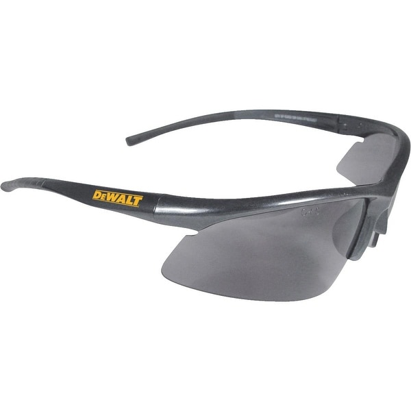 DeWalt Smoke Safety Glasses