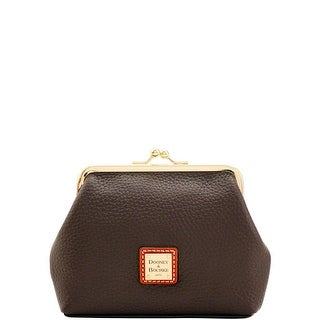 Dooney & Bourke Pebble Grain Large Framed Purse (Introduced by Dooney & Bourke at $58 in Jul 2017)