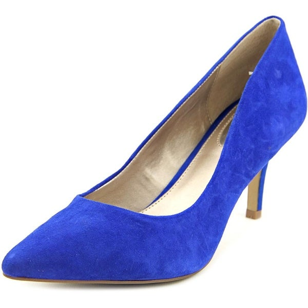Alfani Jeules Pointed Toe Suede Heels