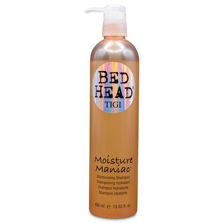 TIGI Bed Head Moisture Maniac Moisturizing Shampoo 13.53 fl oz