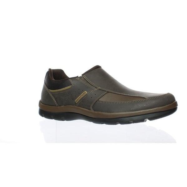 6e506d758a Shop Rockport Mens M79273 Brown Boat Shoes Size 10 (E