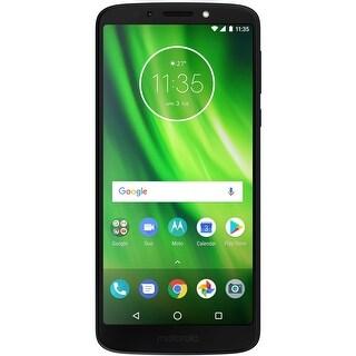 Motorola Moto G6 Play XT1922-9 Unlocked GSM Dual-SIM Phone w/ 13MP Camera - Deep Indigo (Certified Refurbished) - deep indigo