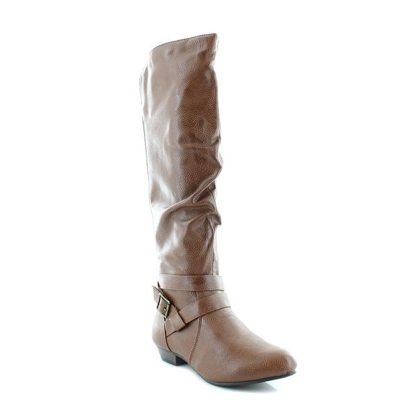 Fergalicious by Fergie Lara Women's Boots Cognac