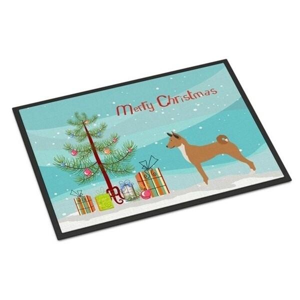 Carolines Treasures BB8495JMAT Telomian Christmas Indoor or Outdoor Mat 24 x 36 in.