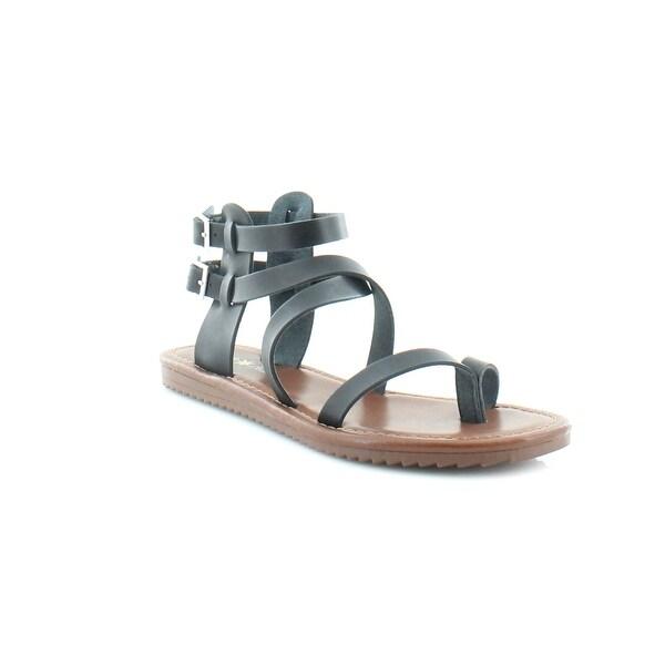 Seven Dials Sync Women's Sandals & Flip Flops Black/Smooth