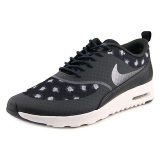 Nike Air Max Thea Print Women Round Toe Synthetic Gray Sneakers