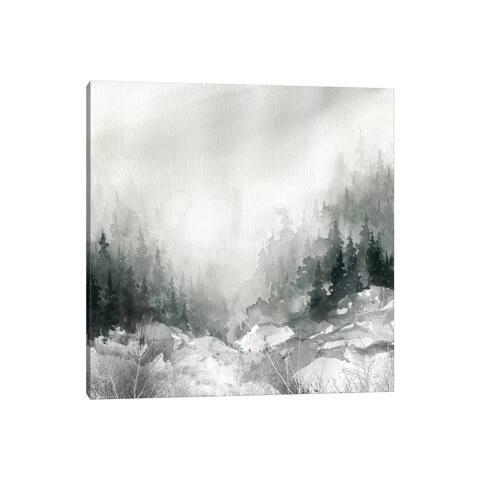 """iCanvas """"Dusk On The Mountain"""" by Carol Robinson Canvas Print"""