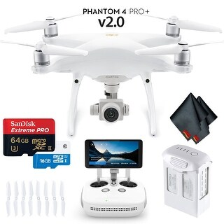 DJI Phantom 4 Pro+ Version 2.0 Quadcopter Starters Kit