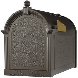 Whitehall Capital Streetside Mailbox - French Bronze
