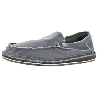 Dije Newport Men's Surf Slip On Canvas Shoes Runs Small Order Size Up